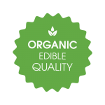 Organic Edible Quality logo