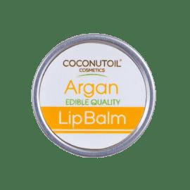 Argánolaj ajakápoló balzsam 100% bio Coconutoil Cosmetics