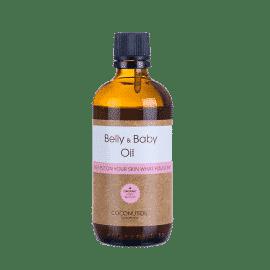 Vegán és Bio Babaolaj Coconutoil Cosmetics