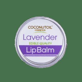 Bio Levendulás Ajakápoló Balzsam Coconutoil Cosmetics