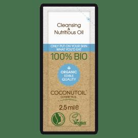 Arcregeneráló és Sminklemosó Olaj (2,5 ml)