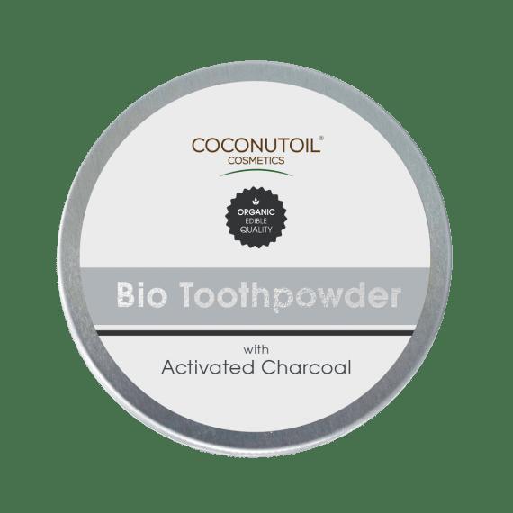 Bio Fogpor Aktívszén tartalommal