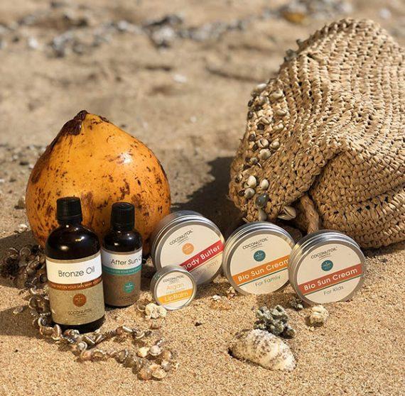 Bio Napozó Kozmetikumok - Coconutoil Cosmetics