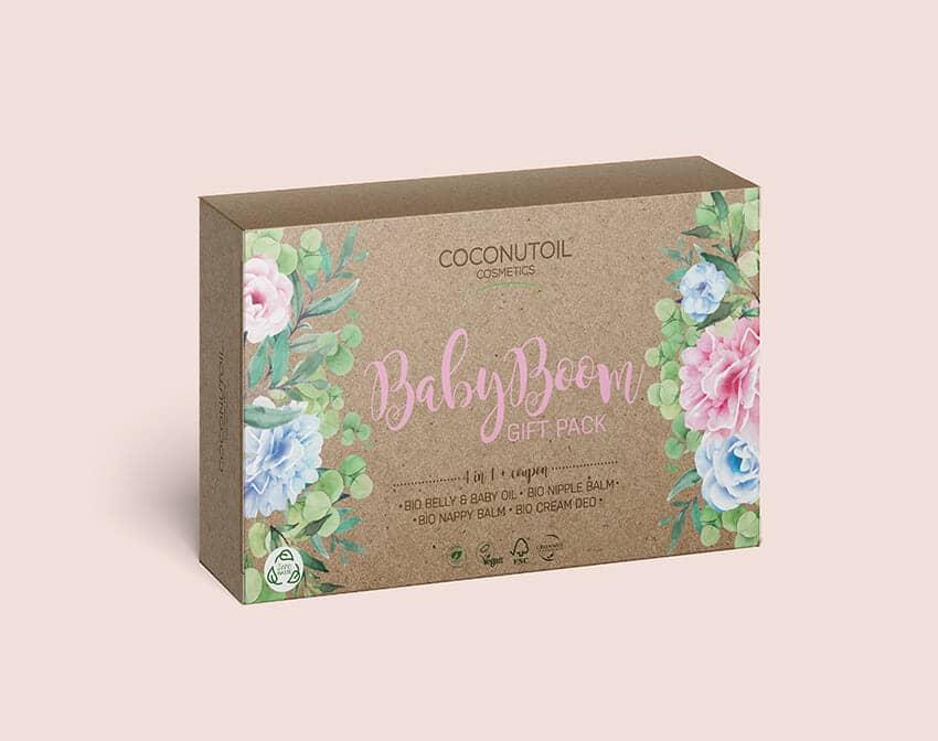 baba kozmetikum ajándékcsomag