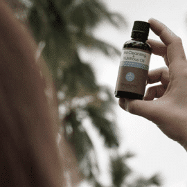 Natúr Sminklemosó Coconutoil Cosmetics