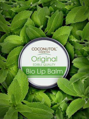 Coconutoilcosmetics Bio Original Ajakápoló Balzsam