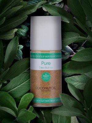 Coconutoilcosmetics Bio Pure Dezodor