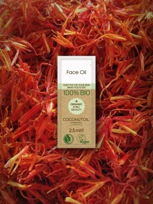 Coconutoilcosmetics Bio Arcszérum (2,5 ml)