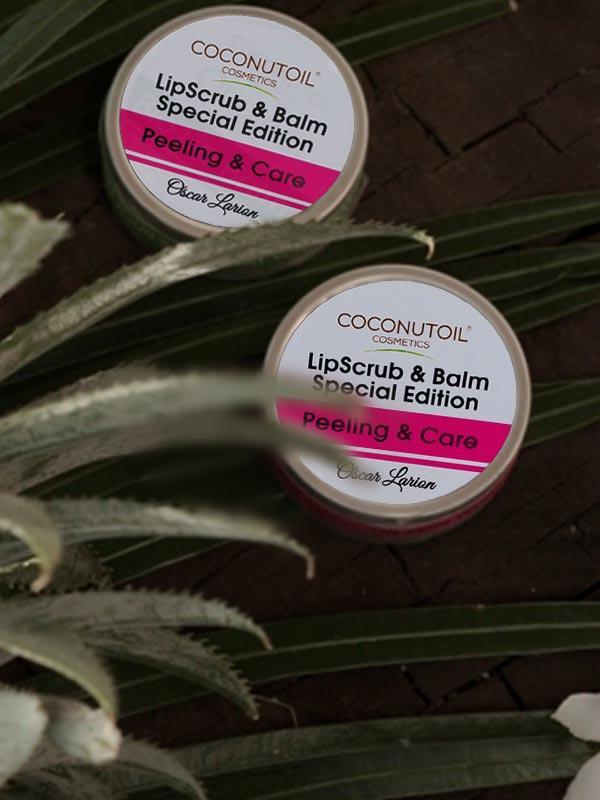 Coconutoilcosmetics Bio Ajakradír