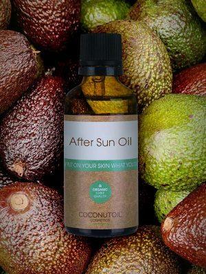 Coconutoilcosmetics Bio Napozás Utáni Olaj