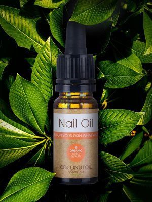 Coconutoilcosmetics Bio Körömápoló Olaj