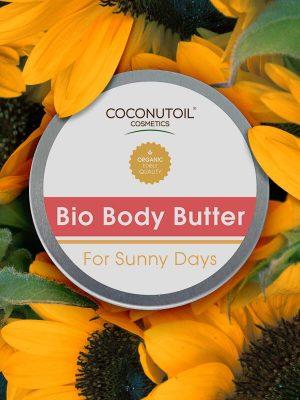 Coconutoilcosmetics Bio Testvaj a selymes bőrért és az egyenletes barnulásért