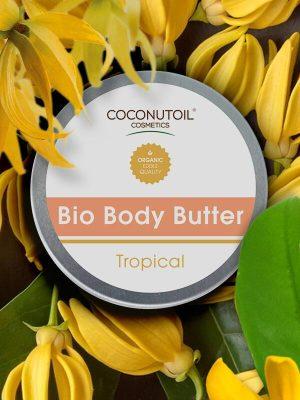 Coconutoilcosmetics Bio Trópusi Testvaj